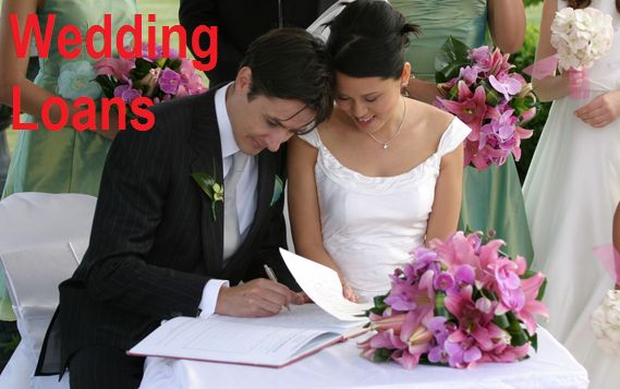 Wedding Loans - Celebrate your dream marriage with financial Assist