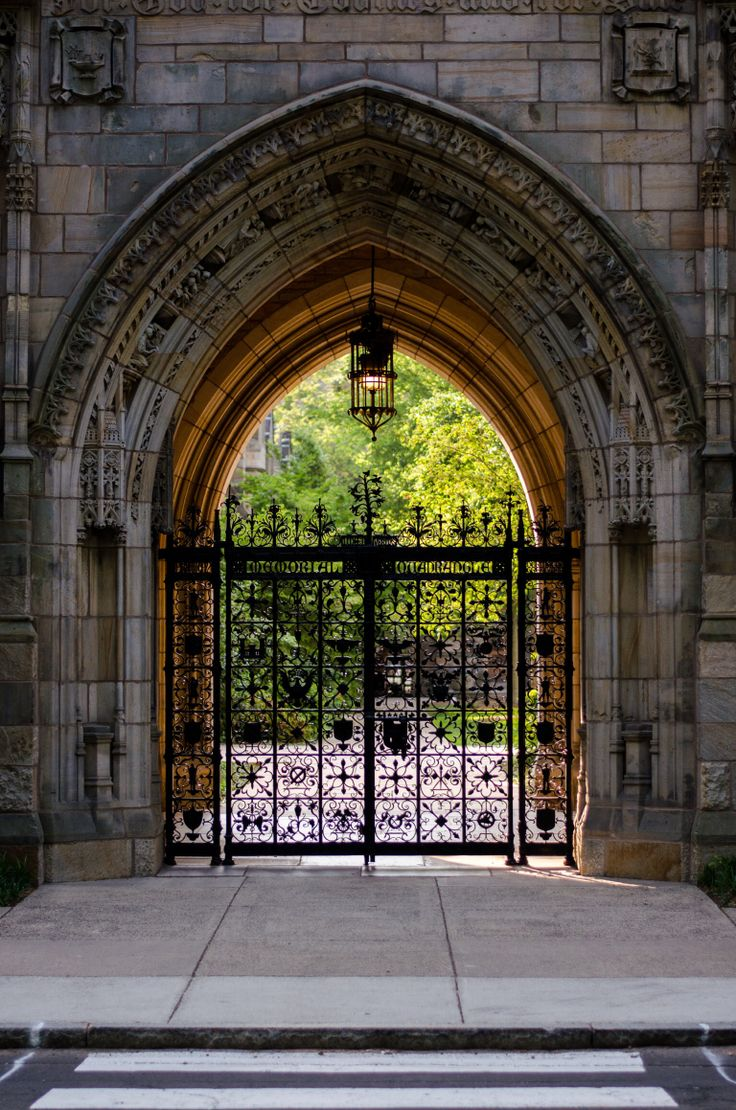 Yale old campus