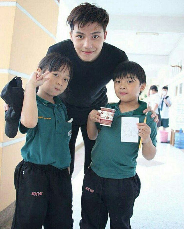 Bank with children  #bankthiti