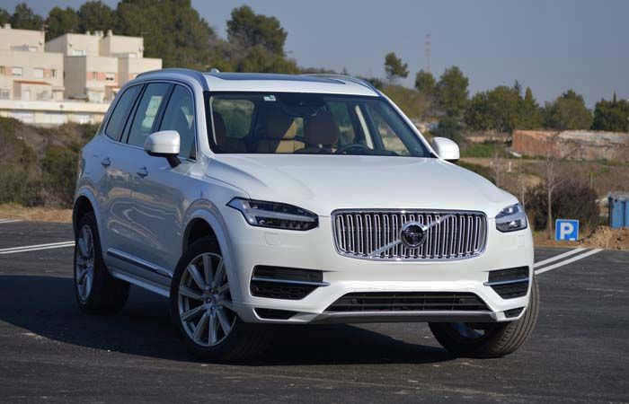 Volvo XC90 2019: New Formula SUV Concept with Adequate Engine