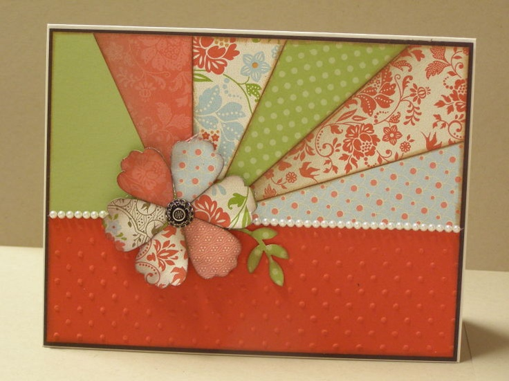 Gorgeous card using everyday enchantment DSP from Sale A Bration.