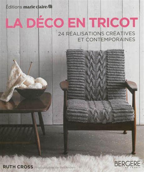 24 projets pour tricoter des accessoires chics pour la. Black Bedroom Furniture Sets. Home Design Ideas