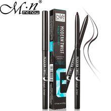 MN Merk Cosmetische Eyeliner Waterdicht Bruin kajal oogpotlood super zweefvliegen eyeliner Langdurige Eye Liner Pen Make Tool(China)