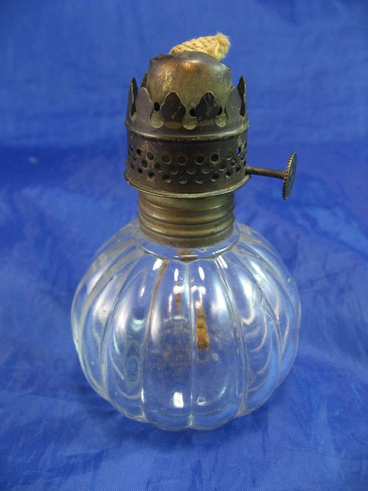 17 Best Images About Antique Miniature Oil Lamps On