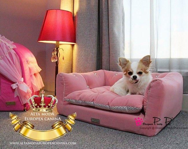 camas para perros, redecora con moda canina