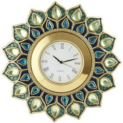 Peacock Gem Clock$25.00 Pier 1 imports