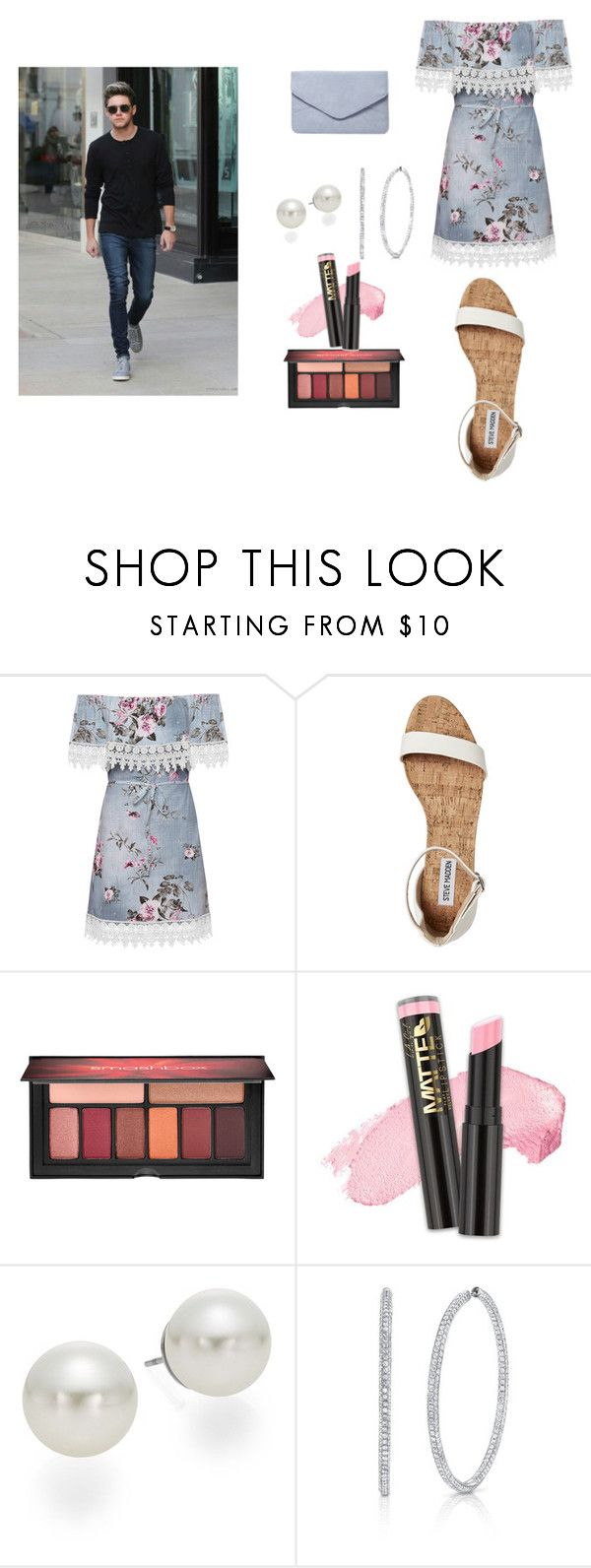 """""""Lunch  date with Niall Horan"""" by k-ahmad on Polyvore featuring WearAll, Smashbox, AK Anne Klein and Dorothy Perkins"""
