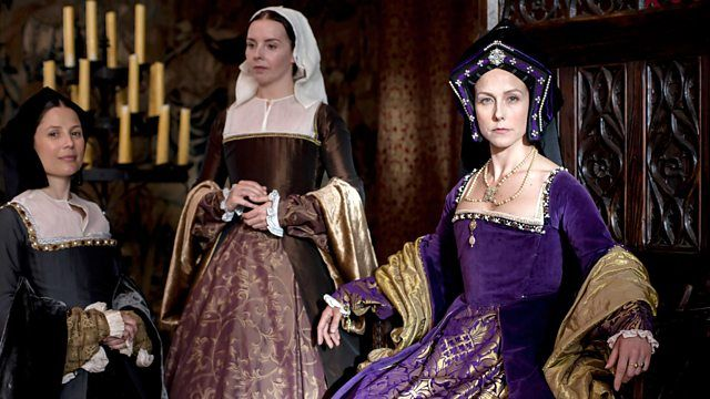 Six Wives with Lucy Worsley BBC Documentary Series