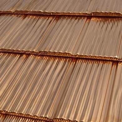 Best Trending Now Metal Roofs Copper Roof Metal Roof Colors 400 x 300