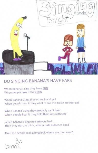 Mmm....bananas!