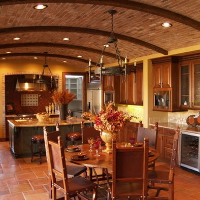 38 best spanish style kitchens images on pinterest | spanish style