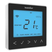 Digital Programmable and Room Thermostat Products from Heatmiser