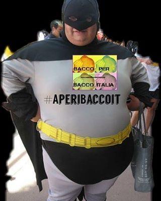 Tutti invitati 8 Aprile 2017,anche i SUPER EROI #aperibaccoit sarà un #apericena OLTRE!!! Made in #baccoperbaccoitalia → #ViaggiatoridelGusto In Cammino verso →...