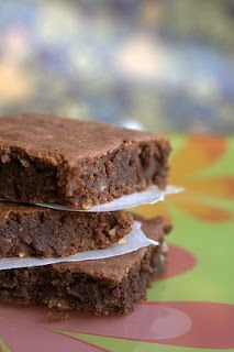 SIN TACC Brownie #singluten para ti y para mí ;)