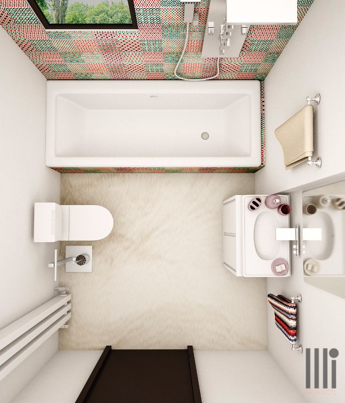 Bathroom Design Projects Credits: Concept: Arh. Irina Patasanu                 Arh. Miruna Ardelean 3D Render: Arh. Irina Patasanu