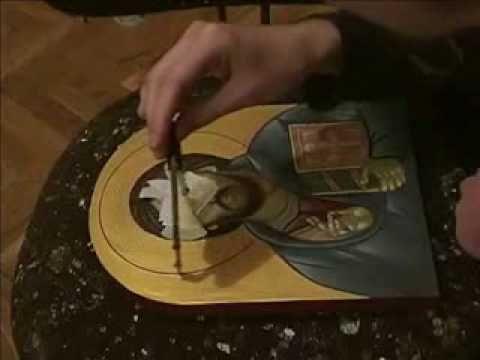 Izvlacenje oreola-Drawing of halo - YouTube