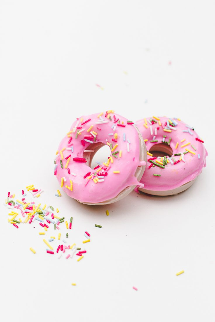 DIY Donut Soap Favours Sprinkles Doughnut Melt and pour-7