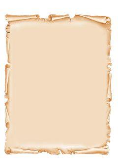 Pergamen, Papír, Staré