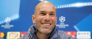 Real Madrid Manager Zidane Does Not Want to Risk Bale Against Napoli