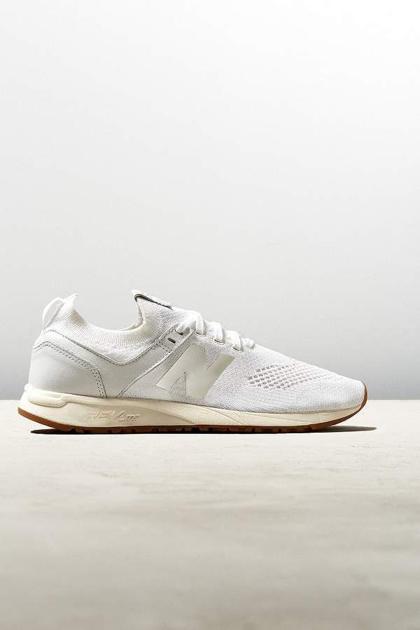 55b2e2229407 Check out these New Balance 247 Deconstructed Knit Sneakers. I love the  flexible deconstructed knit feel and all day comfort that these shoes offer.