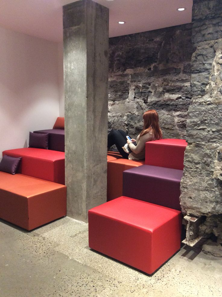fun use of lounge furniture downtown series artoplex office furniture