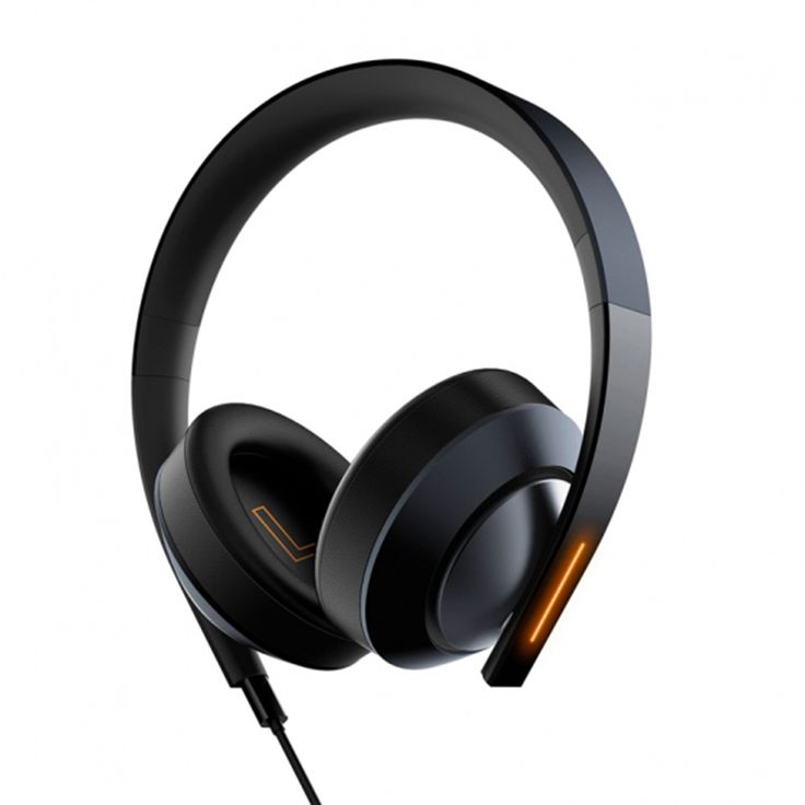 Xiaomi Gaming Headphones Virtual 7.1 Surround Sound with 40mm Driver LED Lights - Black | 耳機