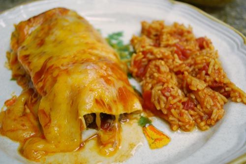 Pot Roast Turned Creamy Dreamy Enchiladas | Tasty Kitchen: A Happy Recipe Community!