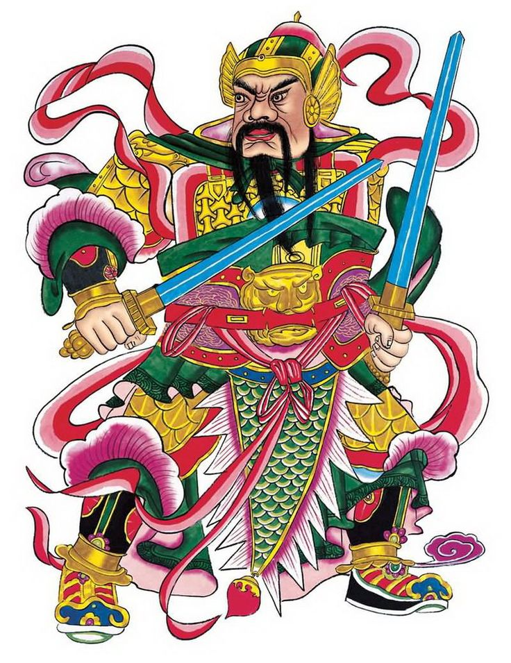 картинка китайского бога ряд огромен, размеры