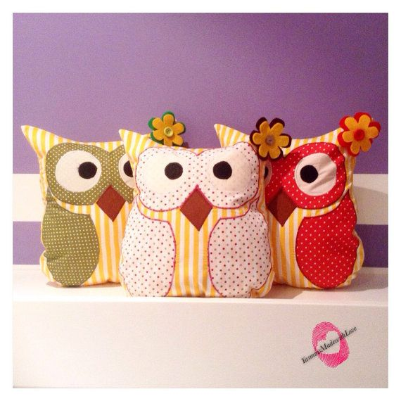 Hey, I found this really awesome Etsy listing at https://www.etsy.com/listing/235009226/owl-cushionowl-pillowshape