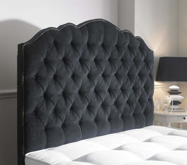 This Genevieve Buttoned headboard is an outstanding headboard and is perfect for either plain or flattened bed linens. This luxurious headboard provides a padded backrest for you to relax and rest in bed while the finish is soft and smooth. Its a great comfortable headboard and is a charming price. http://www.chicconcept.co.uk/headboards/5140-genevieve-buttoned--5055157622873.html