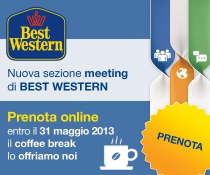 Scopri la nuova sezione del sito Best Western dedicata ai tuoi viaggi di lavoro e ai tuoi meeting