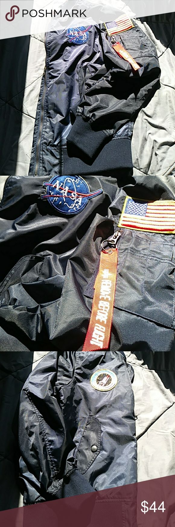 nasa patches on sleeve - photo #34