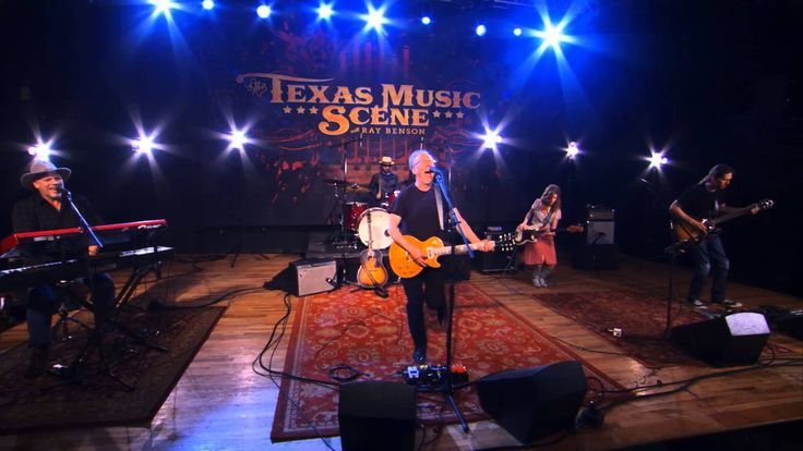 """Radney Foster Performs """"Not In My House"""" on The Texas Music Scene TV"""