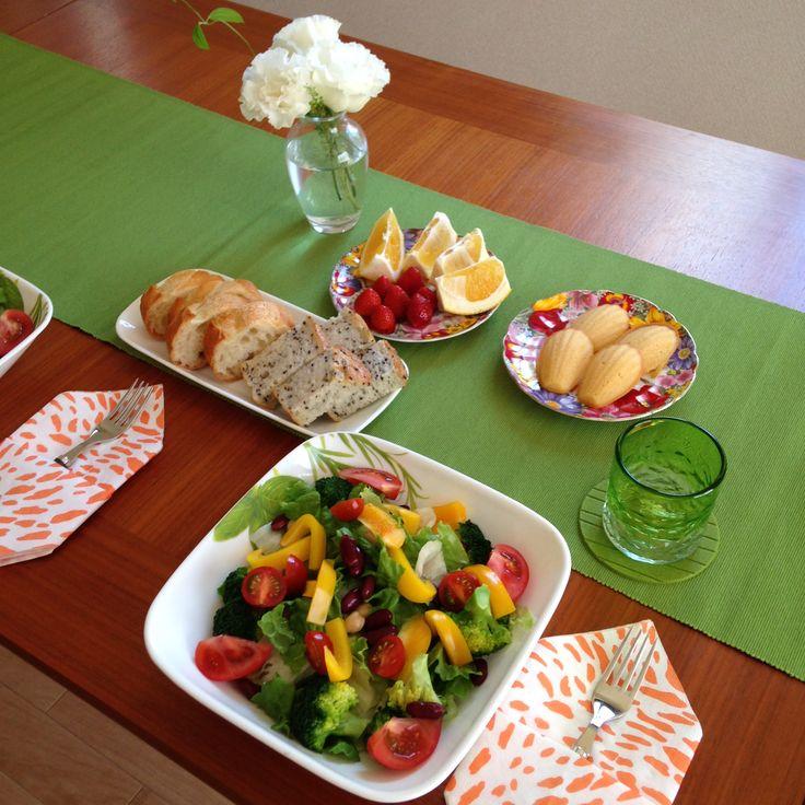 サラダランチ Lunch Salad