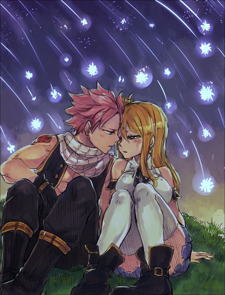 17 best images about natsu x lucy on pinterest so kawaii chibi and natsu and lucy - Fairy tail lucy et natsu ...