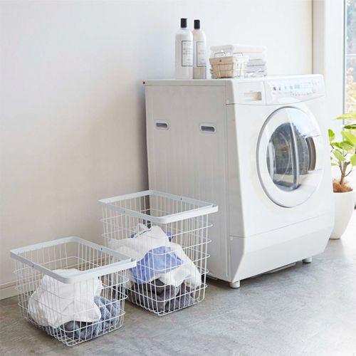おしゃれなデザインのおすすめ洗濯かご、ランドリーバス…
