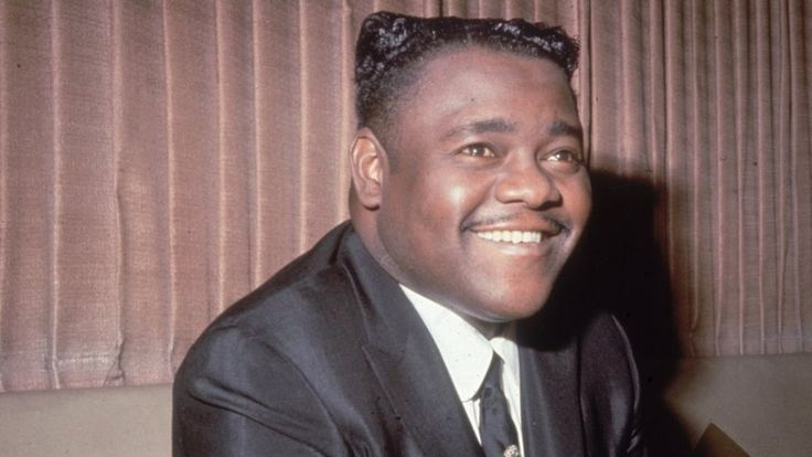 Fats Domino, one of the most influential rock and roll performers of the 1950s and 60s, dies aged 89.