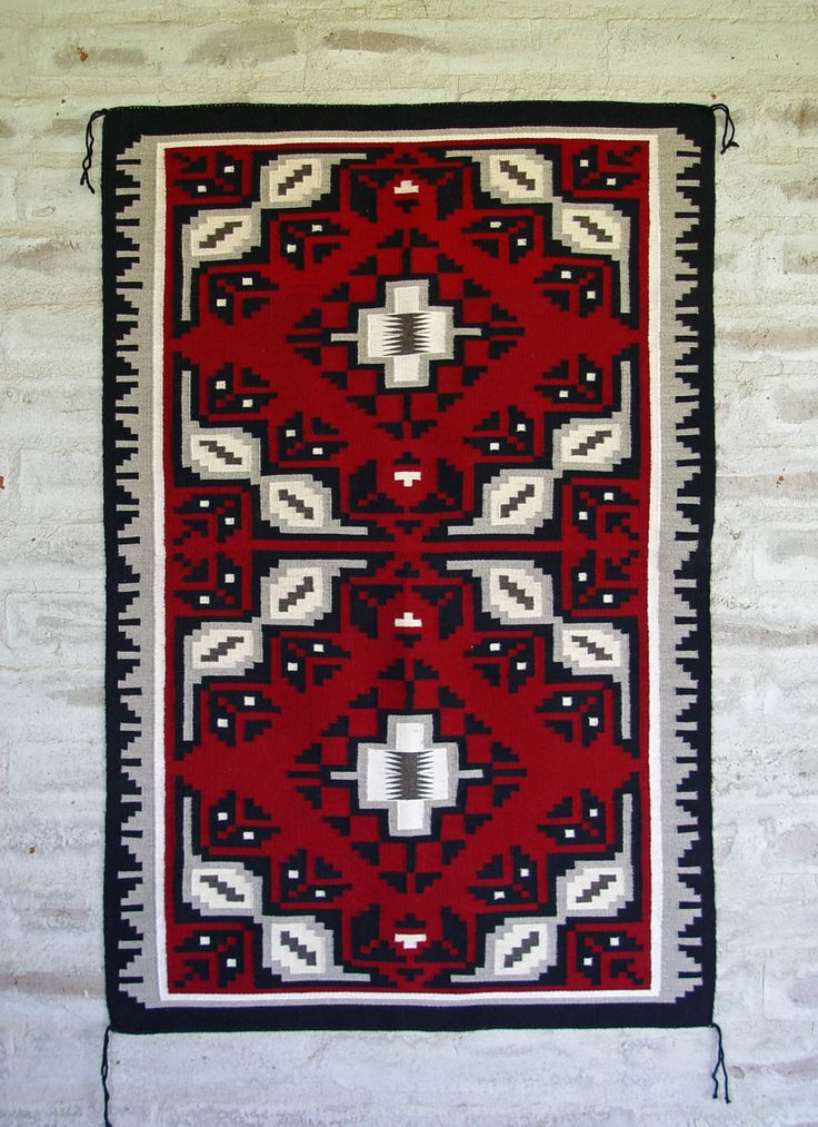 112 best Navajo Rug Designs images on Pinterest | Navajo rugs ...