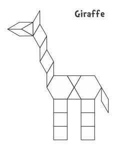 animals pattern block templates from jessica 39 s corner of cyberspace math games pinterest. Black Bedroom Furniture Sets. Home Design Ideas