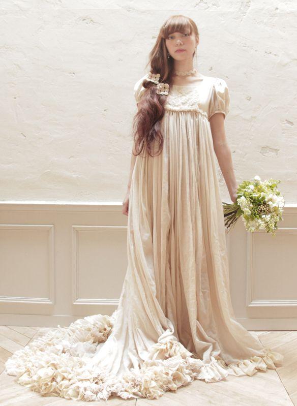 wedding report*花嫁さまの素敵なお写真&オーダー秘話*の画像 | ナチュラル&カジュアルウエディングドレス専門サロン blancobia…