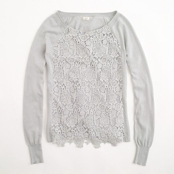 62 best Lace Sweater images on Pinterest | Lace sweater, Knit ...
