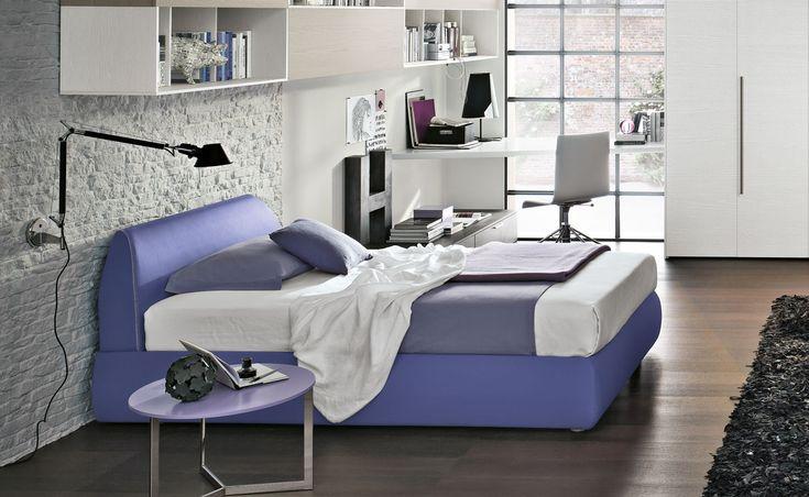 #letto per camerette modello Sasso | gruppotomasella.it
