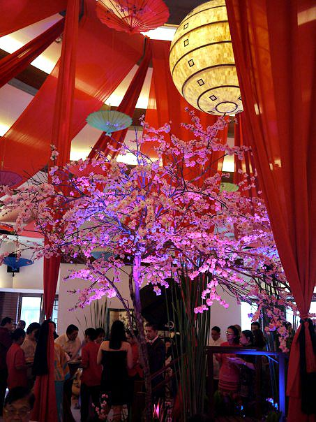 28 best themed wedding japanese images on pinterest for Asian wedding house decoration ideas