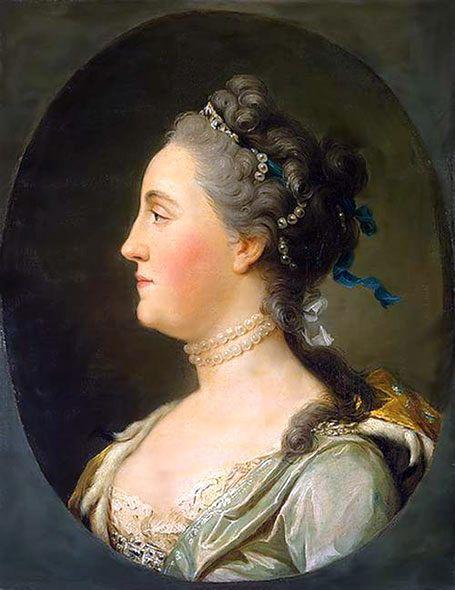 Catherine II, 1762
