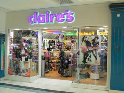 claires store