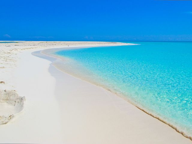 Playa Paraiso, Cayo Largo, Cuba I have moved this beach up on my list to my top five!  Beautiful !
