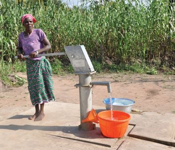 GlobalAid Network Canada provides its 600th water well! #gain #waterforlife
