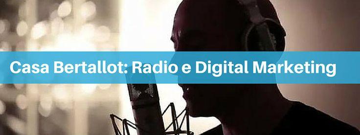 Casa Bertallot fonda la propria strategia digitale sulla forza dei contenuti e sul dialogo attivo con gli ascoltatori. Guarda l'intervista a Mimmi Maselli.