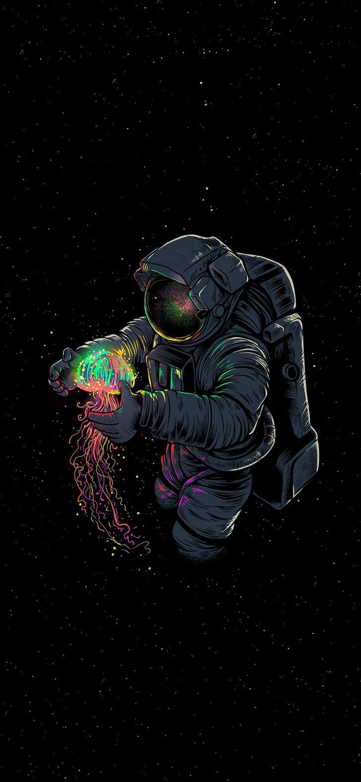 Spaceman Astronaut Wallpaper Wallpaper Space Space Phone Wallpaper