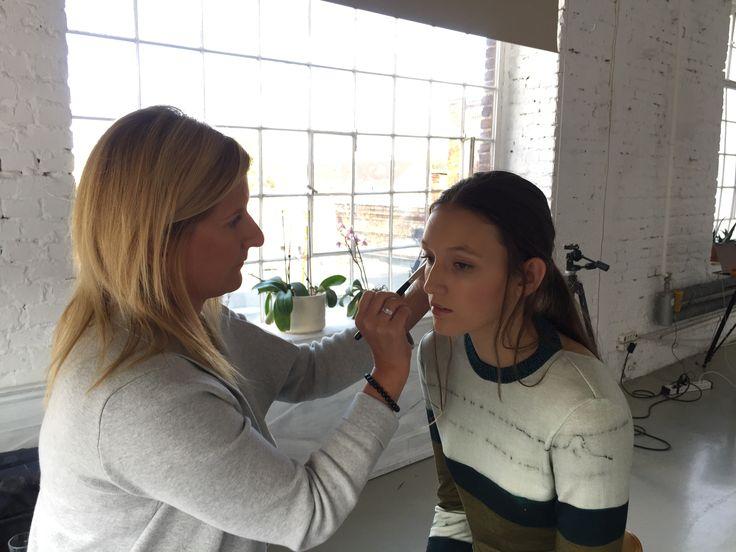 #fibula #fibuladesign #fibulafashion #2016 #autumwinter #shooting #makeup